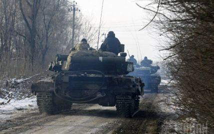 Російські військові замінюють бойовиків на ключових напрямках на Донбасі. Мапа АТО