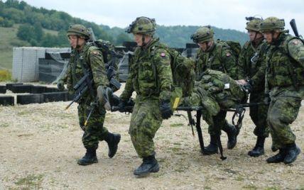 Канада перебросит в Восточную Европу своих военных