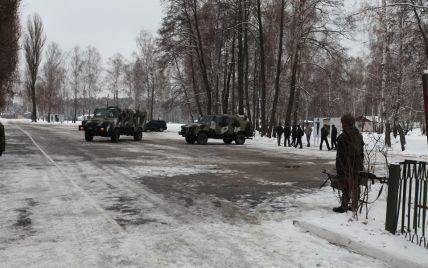 Міліція та Нацгвардія взяли під посилену охорону стратегічні об'єкти Харківщини