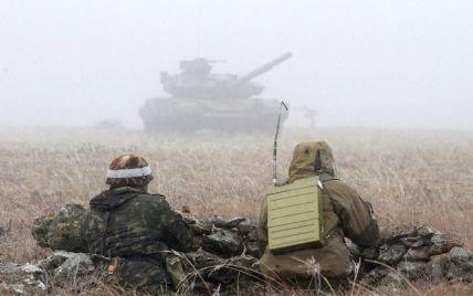 У РНБО заявляють про активізацію діяльності бойовиків на Сході. Мапа АТО