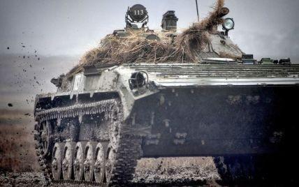 Вночі бойовики обстріляли військових 11 разів - штаб АТО