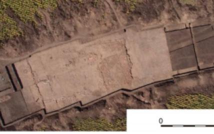 На Кіровоградщині знайшли руїни храму віком шість тисяч років