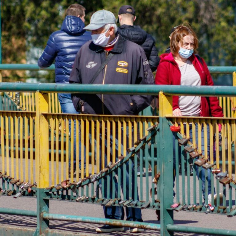 Коронавирус в Украине сегодня: статистика на 10 мая