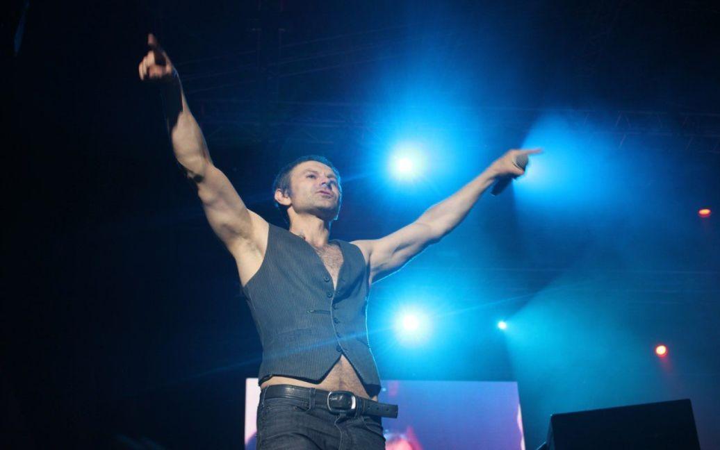 """""""ОЕ"""" відіграв останній коцерт в рамках ювілейного туру / © fameflynet.com"""