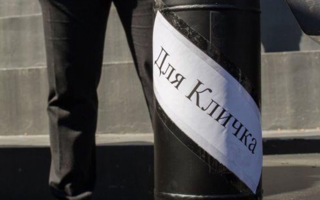 """Дарт Вейдер презентовал свой """"зеленый кабинет"""" / © УНІАН"""