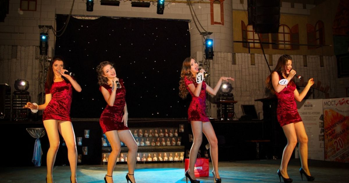 У Дніпропетровську обрали найгарнішу студентку / © supehero.livejournal.com