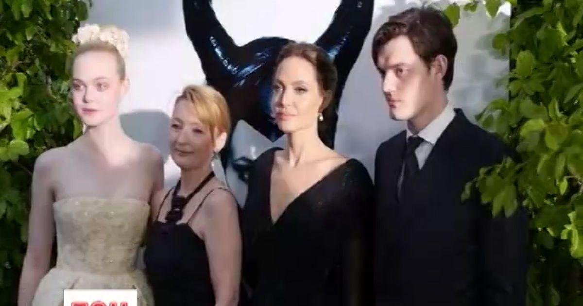 Анджелина Джоли заступилась за Украину