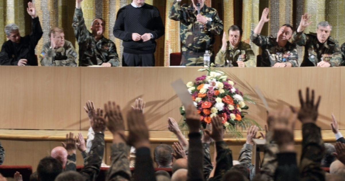 Афганці підтримали кандидатуру Порошенка / © ТСН.ua