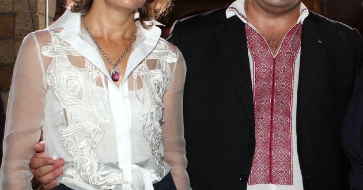 Марина та Петро Порошенки. / © УНІАН