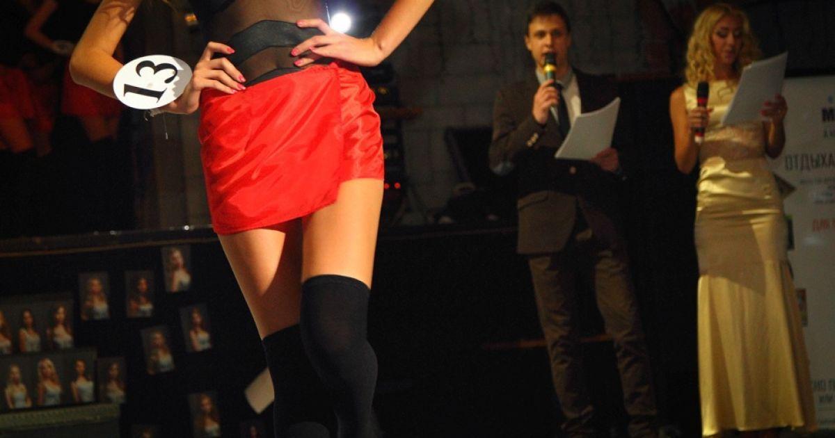 У Дніпропетровську обрали найгарнішу студентку / © 19 Action News