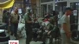 В подвалах донецкой облгосадминистрации держат около 80 заложников