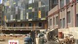 """Строительство нового корпуса детской больницы """"ОХМАТДЕТ"""" остановили"""