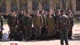 Минобороны готовится разорвать контракт с крымскими военными