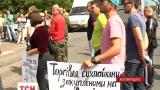 Активисты Бердичева снова перекрыли трассу Житомир-Винница, требуя финансового отчета Минобороны