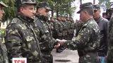 На Львовщине продолжается подготовка очередной ротации военных для миссии ООН в Конго