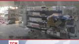 Вблизи донецкого аэропорта террористы разграбили магазин оптовой торговли