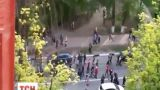 В Подмосковье российские ультрас спровоцировали столкновения с полицией