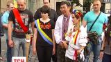 Героиня Майдана Лиза Шапошник вышла замуж