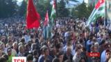Российские чиновники срочно едут решать кризис в Абхазии