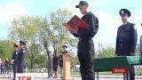 Еще один спецбатальон приняли присягу на верность Украине