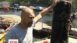 Похищенного Перуна нашли на берегу Днепра