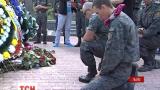 Из-под Славянска во Львов вернулись 14 бойцов