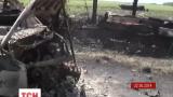 СБУ назвала расстрел украинских военных под Волновахой терактом