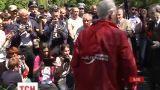 Во Львове мирно отпраздновали 9 мая