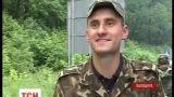 Со Львовщины 700 военных отправились служить на Днепропетровщину