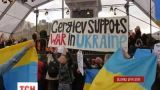 В Лондоне протестовали против дирижера, поддержавшего агрессию России