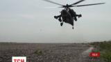 Российские вертолеты снова приблизились к украинской границе