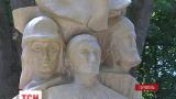 Сразу три памятника героям Небесной сотни появились на Тернопольщине