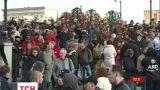"""В Москве сотни россиян поддержали """"пленников Болотной"""""""