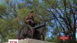 Казацкие пушки стали на защиту Запорожья