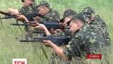 В Тернополе начал обучение батальон территориальной обороны