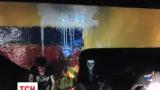 Активисты «Правого сектора» задержали пророссийских вандалов в Днепропетровске