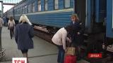 Уехать из Донецка мешают перебои с транспортом и дефицит билетов