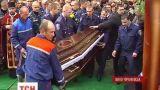 В Ивано-Франковске провели в последний путь погибших в вертолете