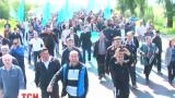 Оккупационные власти Крыма оштрафовали татар за встречу Джемилева