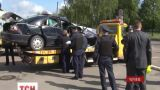 В Чернигове пьяный таксист положил в больницу четыре человека