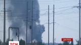 Террористы сбили еще один украинский вертолет