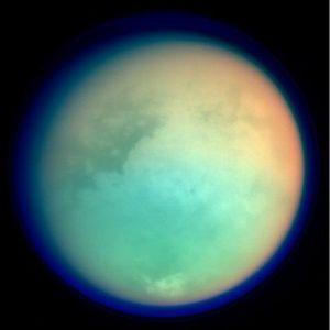 NASA изучит спутник Сатурна Титан с помощью квадрокоптеров