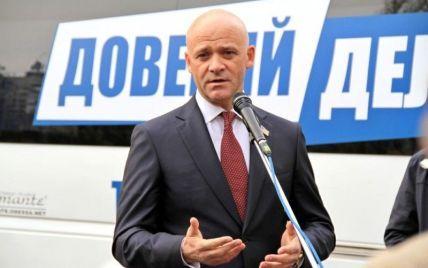 На выборах мэра Одессы побеждает Труханов - экзит-пол