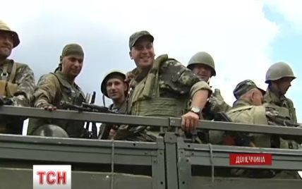 У Слов'янську десантники на передовій не вірять у переговори з бойовиками