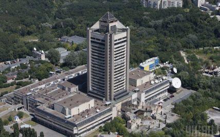 В Киеве телецентр перевели на резервные линии и восстановили вещание каналов
