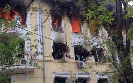 Під час АТО у Маріуполі знищено близько 20 терористів, загинув один правоохоронець – Аваков
