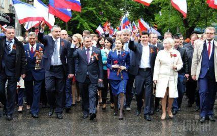 Путин таки приехал в Севастополь и выступит перед парадом