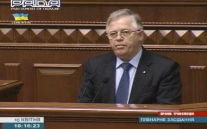 Турчинов хочет полностью запретить деятельность Компартии