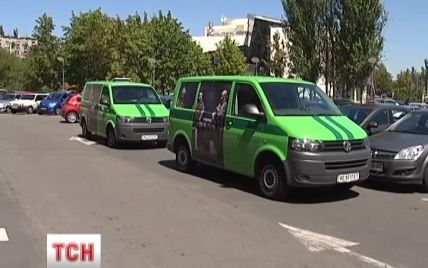 Приватбанк разыскивает похищенные террористами инкассаторские автомобили