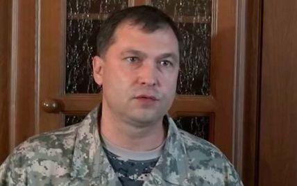 Лидер луганских террористов пугает людей провокациями и возможными взрывами в день выборов